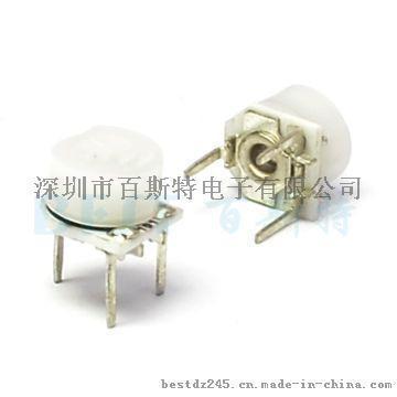 供应可调电阻JML陶瓷可调电阻RM065G-V5百斯特
