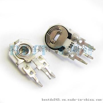 供应百斯特JML陶瓷可调电阻RM085G-H5侧调可调电阻