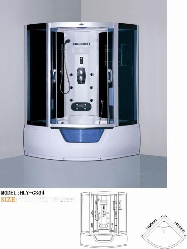 蒸汽淋浴房(HLY-G304)