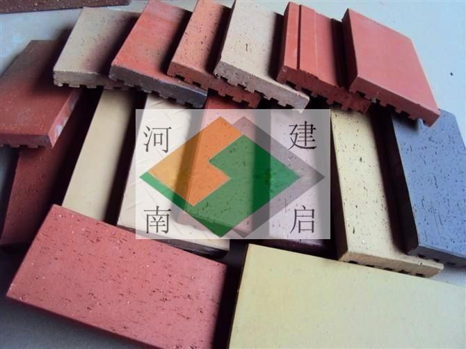 建启劈开外墙砖,陶土烧结砖厂家,红色烧结砖