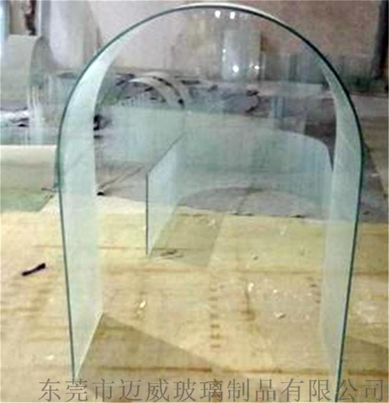 加工12mm热弯玻璃 欢迎来图定制