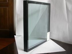 郑州F绿福特蓝镀膜钢化玻璃