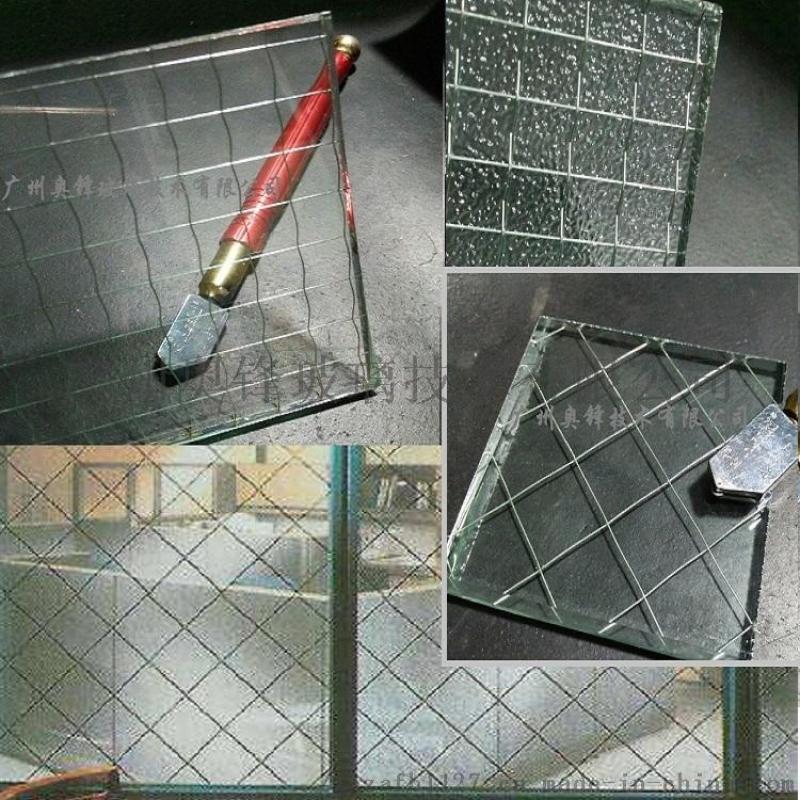 夹丝玻璃,钢丝进口夹丝玻璃,防爆防火夹丝玻璃