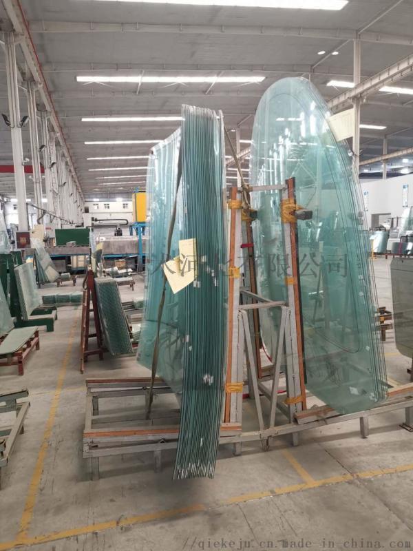 热弯玻璃化学钢化玻璃