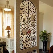 成都铁艺-优美雅铁艺窗户