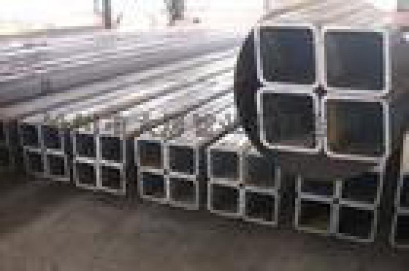 厂家生产焊管 Q235B方矩管 镀锌方矩管