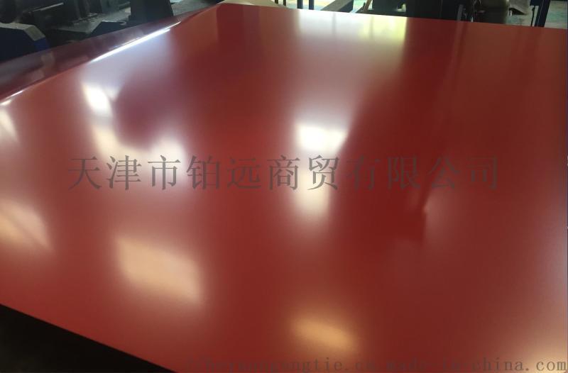 镀锌彩涂卷板