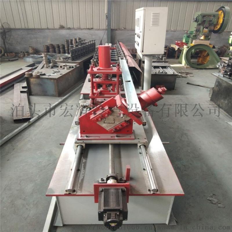龙骨生产设备 轻钢龙骨机器 轻钢龙骨加工机械设备