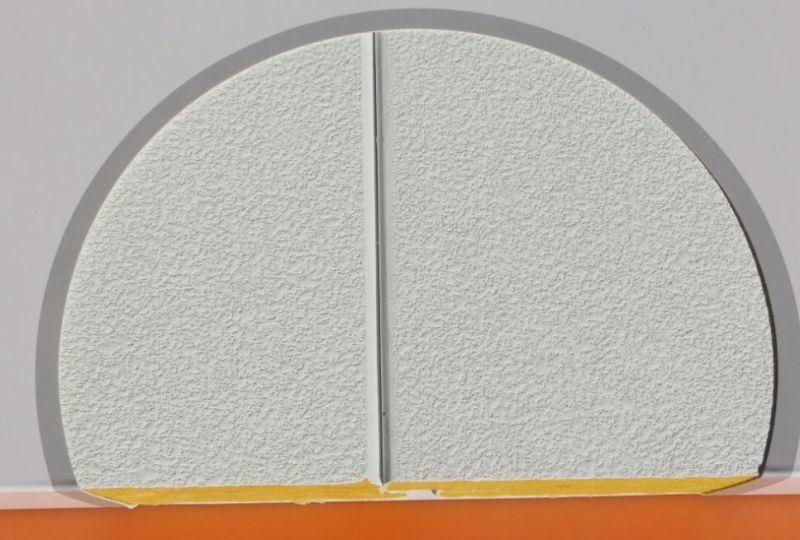 600x600玻纤板15/20/25厚玻纤吸音板