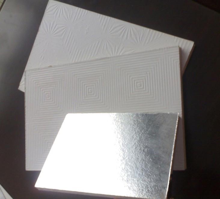 批发pvc石膏贴面板