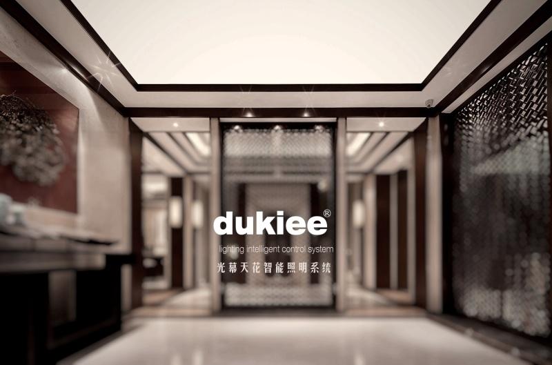 杜基dukiee拉膜天花