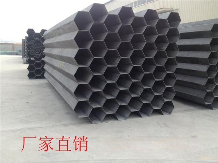供应湿式静电除尘器 FRP导电玻璃钢阳极管 蜂窝式导电阳极管