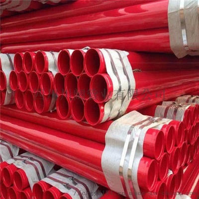 四川钢塑复合管厂家,内外涂塑,环氧树脂复合管