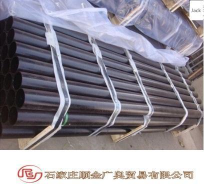 W型铸铁排水管/灰铁铸管/柔性铸铁排水管