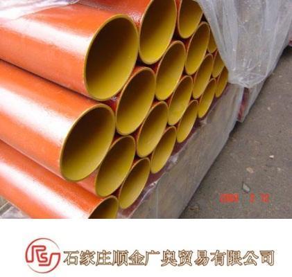 W型柔性铸铁排水管/环氧漆铸铁管