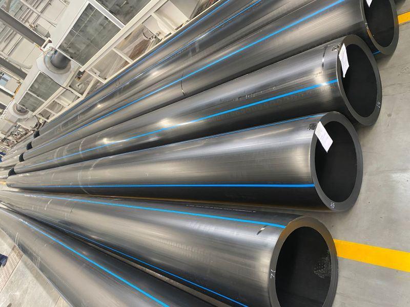 DN630PE管供应DN500PE给水管PE管厂家