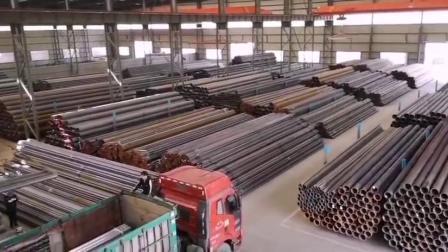 浙江石油天然气工业输送管线管51*6 无缝流体管