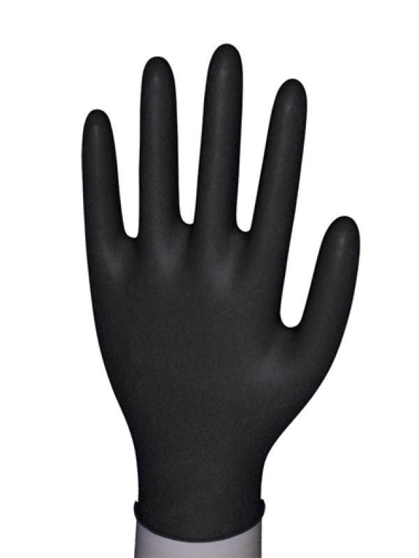 黑色丁腈手套