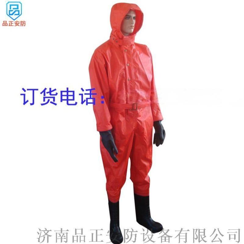 济南品正JNPZ-003A耐酸防化服