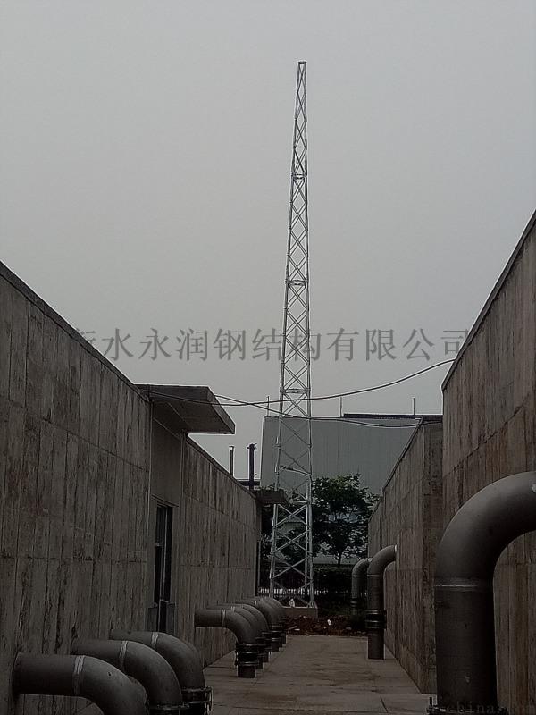 避雷塔结构,避雷塔定制,变电站避雷塔