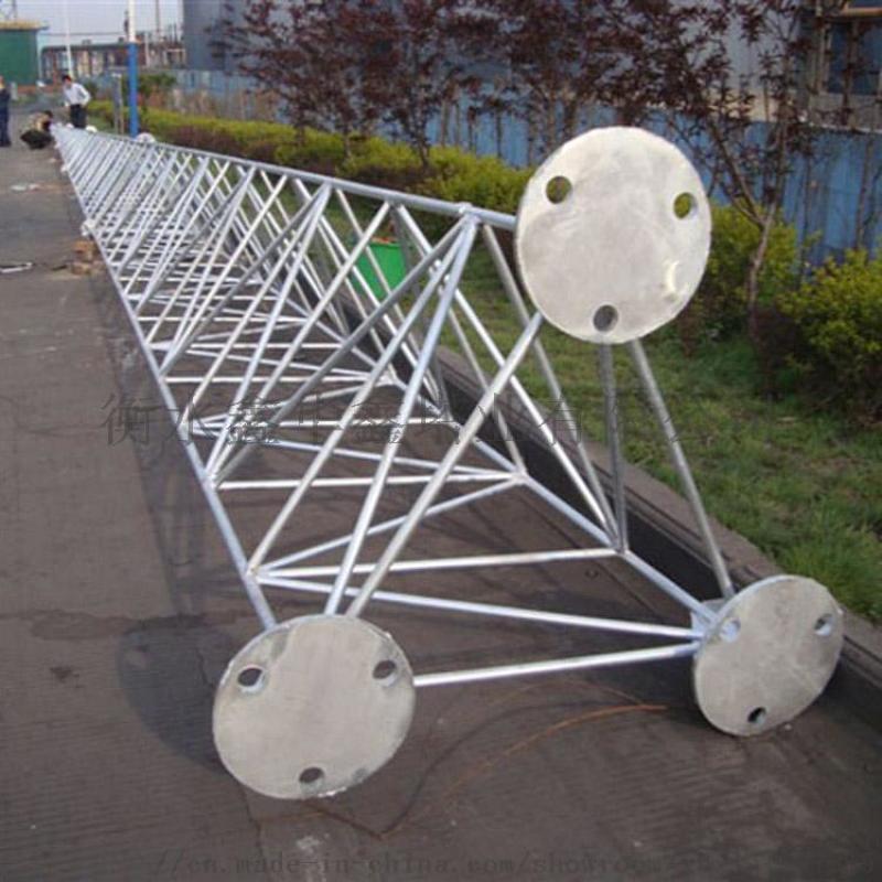 30米热镀锌圆钢避雷塔 衡水鑫华鑫GJT避雷塔