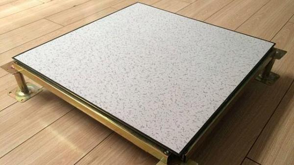 厂家直销全钢防静电地板PVC机房学校  高架空抗静电地板