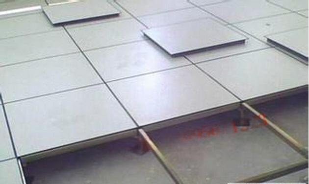 重庆美露铝合金活动地板 铝合金防静电地板安装