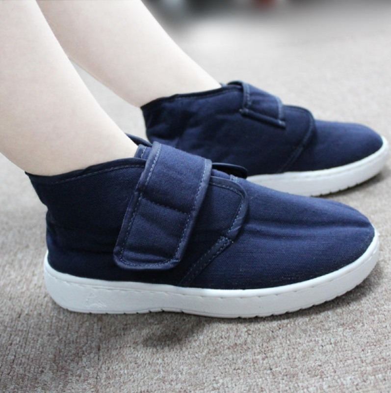 防静电棉鞋 中帮安全防护电子厂  无尘鞋 足部防护
