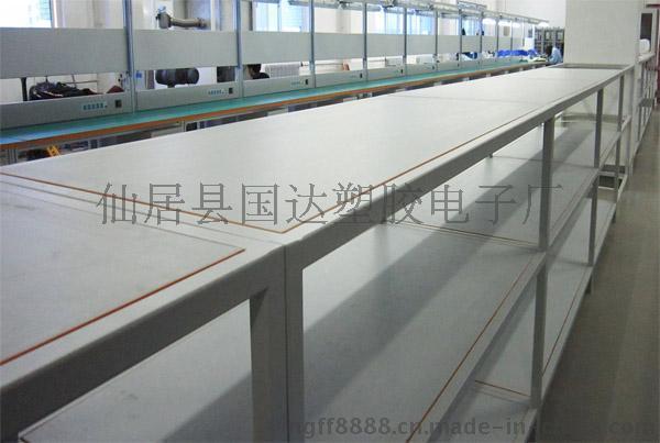 耐磨防刮防静电贴面板
