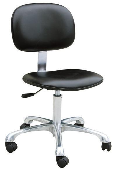 防静电靠背椅JR6204B 无尘办公椅 旋转工作椅