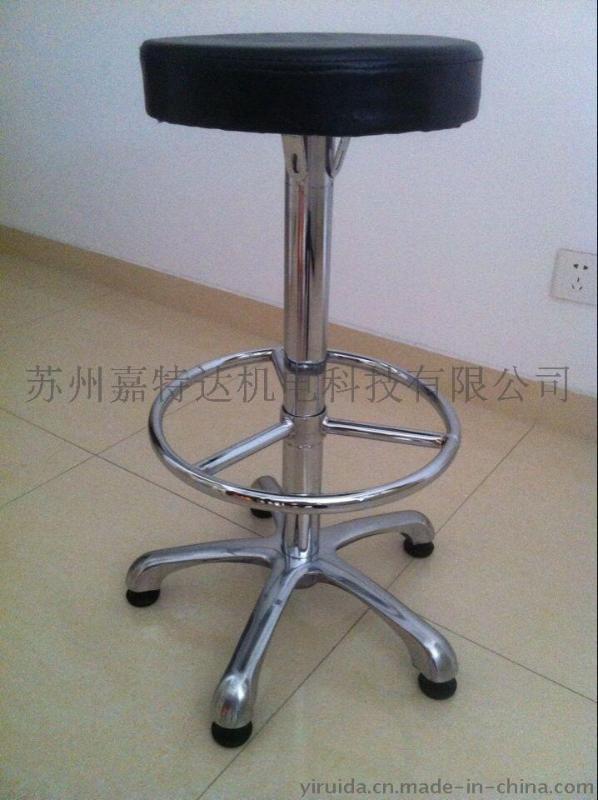 防静电固定杆吧台椅R6201G 吧台凳 车间工作椅