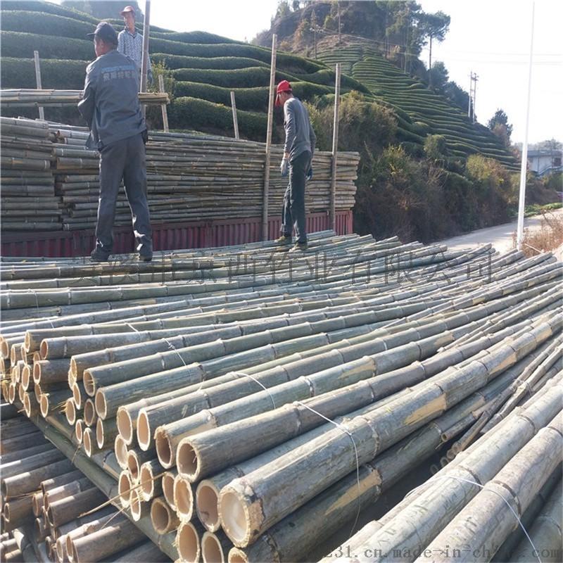 直销北京竹竿 2米-4米竹竿尖大量供应