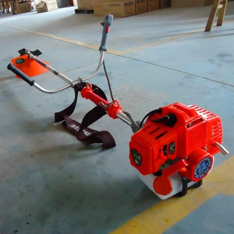 电动割草机园林除草割灌机便携背负式汽油打草机