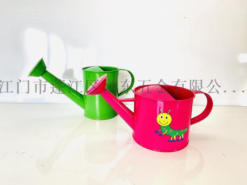 儿童洒壶,儿童园艺用品锌铁水桶,洒壶