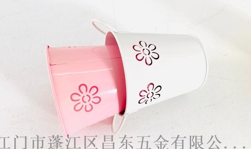 小水桶,雕花水桶,铁皮桶,花园园艺产品