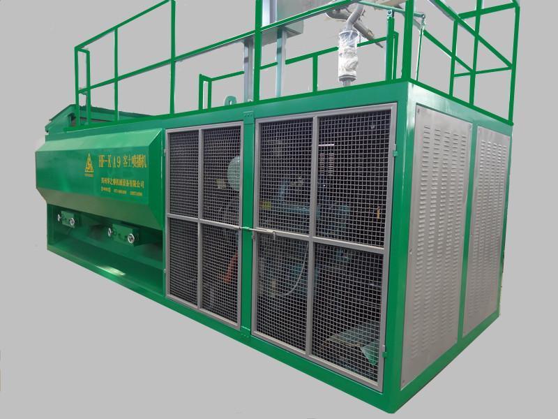 新疆华之睿HF-YA8方液压客土喷播机 LX56绿篱修剪机