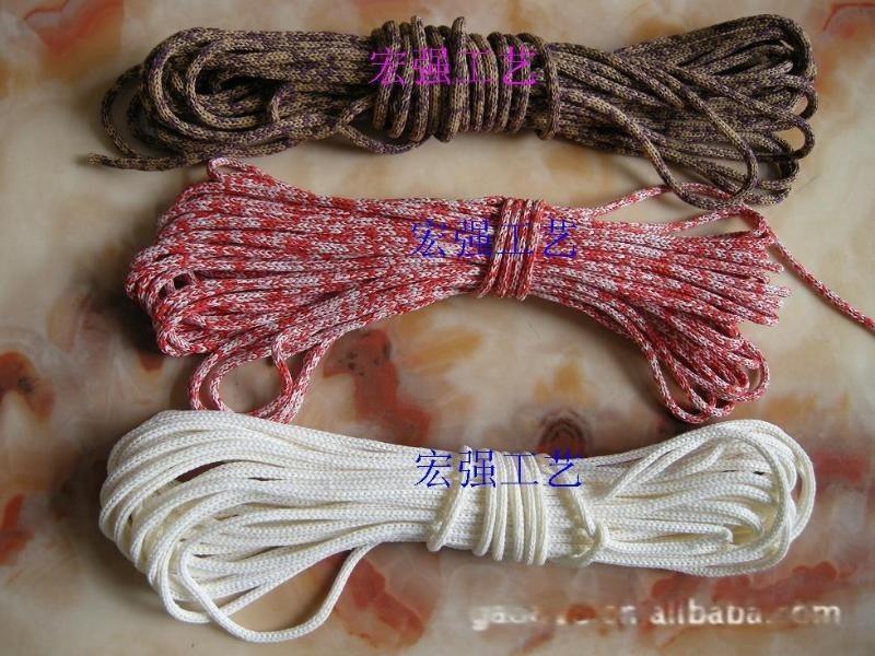 纸丝纸绳,多孔纸绳,网网纸绳,联网绳,画式纸绳,弹力纸绳,变型纸绳
