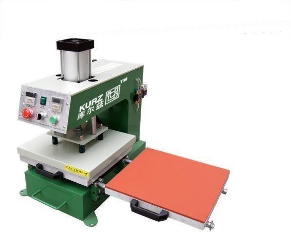 气动双工位烫画转印机