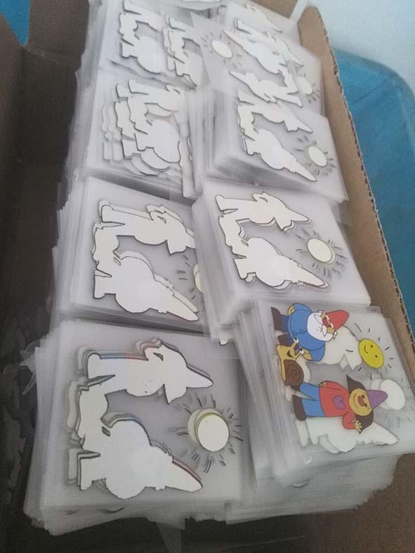 厂家订制纯水性环保口罩  柯式热转印烫画纸