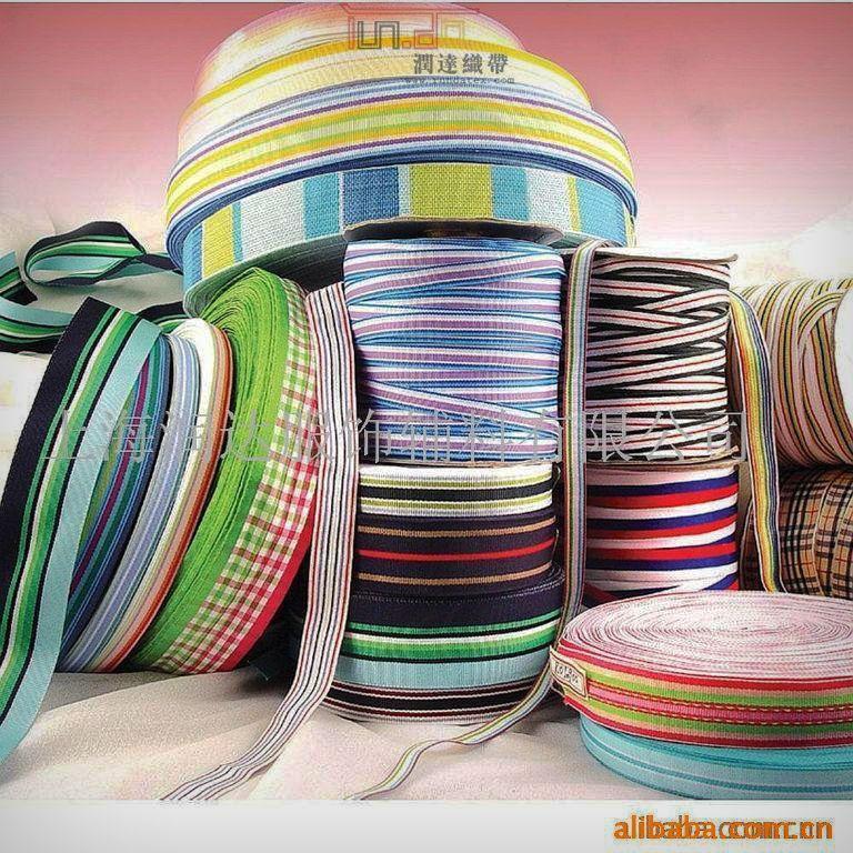 厂家专业生产各类  礼品织带,饰品装饰带,蛋糕盒包装带