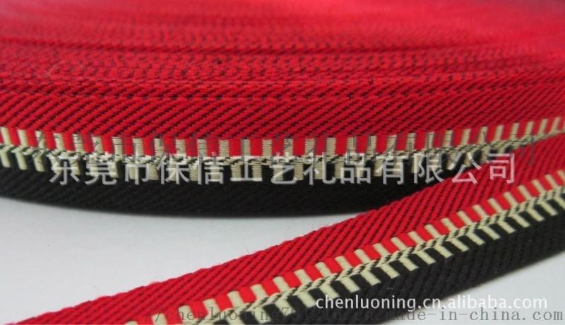 条纹织带,跳点织带,彩色织带