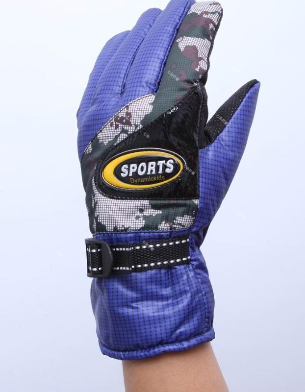 男式布料保暖休闲运动手套