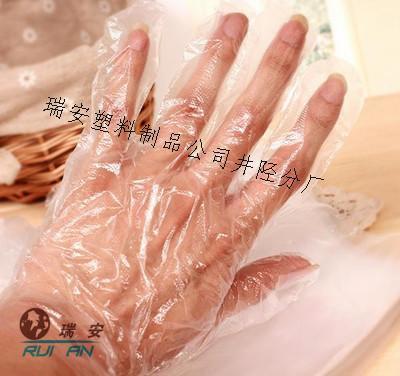 一次性PE塑料薄膜手套一双多少钱