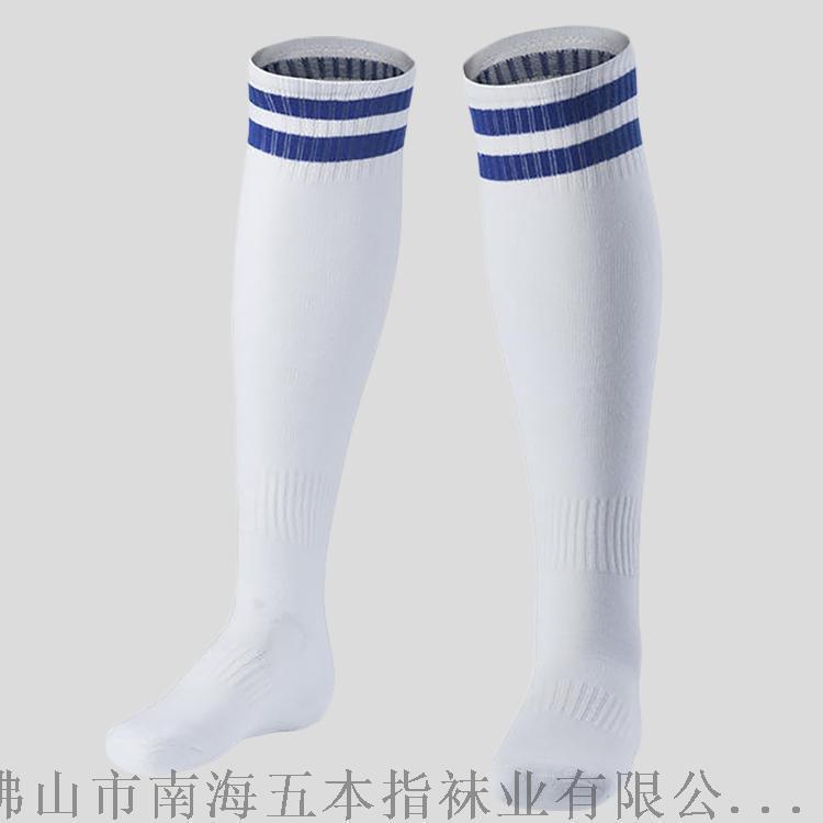 长筒足球袜加工定制logo_毛圈加厚足球袜贴牌_外贸足球袜OEM